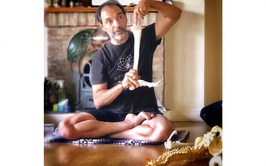 Entrevista a Alejandro Chiarella (instructor de Ashtanga Yoga)