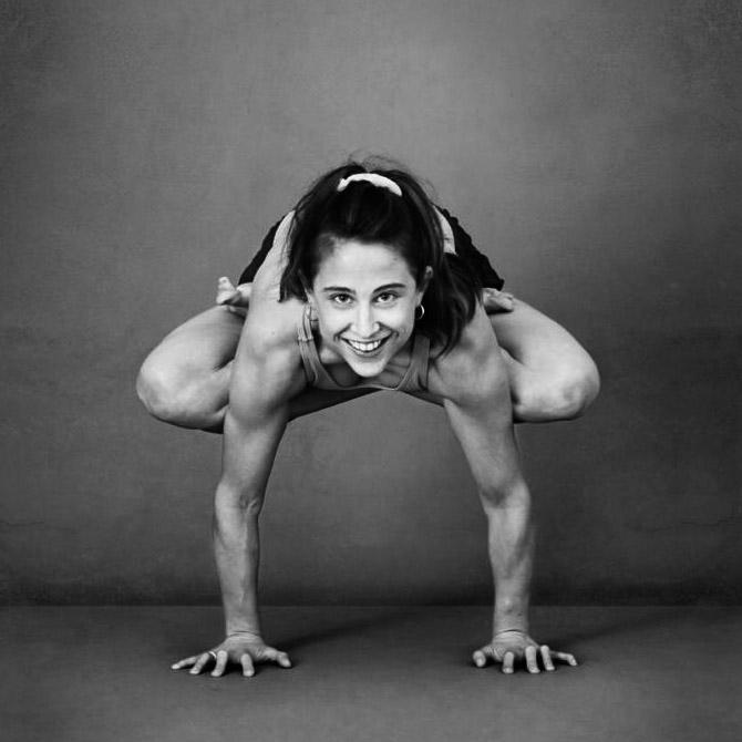 Entrevista a Milena Ghioldi (Instructora de Yoga Iyengar)