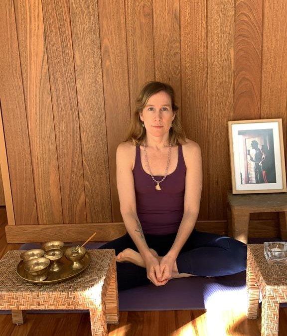 La práctica como espacio sagrado
