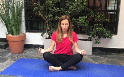 Yoga para combatir la ansiedad