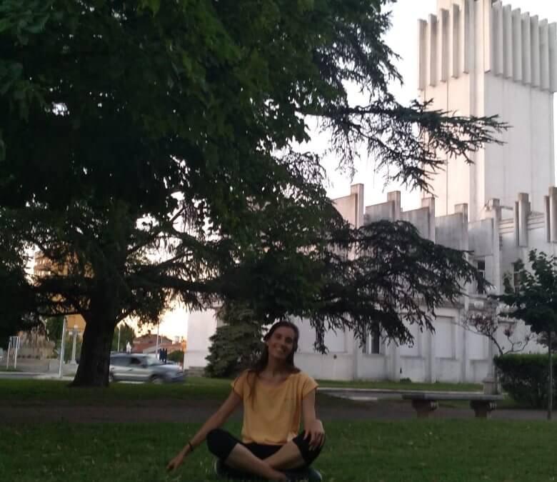 Yoga en casa: nuestro espacio de práctica