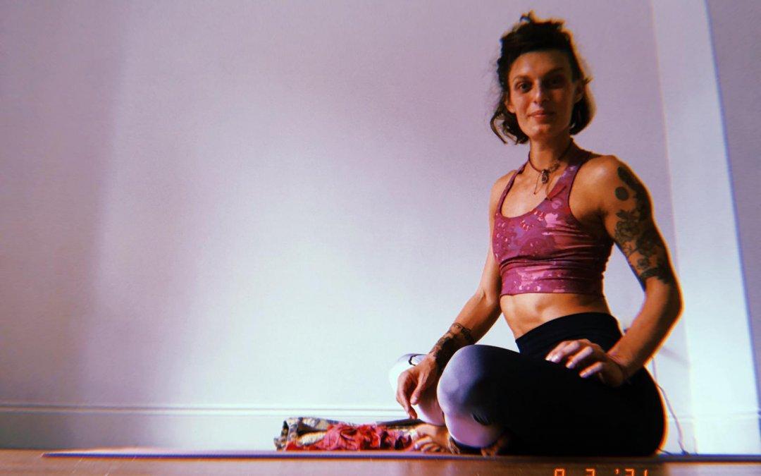 #8M: la lucha feminista desde la mirada del Yoga